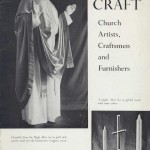 Faith Craft Church Artists, Craftsmen and Furnishers – 8 pages. Vestments, altar ornaments, carvings and furnishings