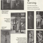 Faithcraft Statues & Carving– 4 pages. Two pages illustrating statues and settings, one page on fibreglass and one on restoration and decoration.