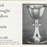 Hand-wrought Chalices and Ciboria - 8 pages.