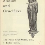 Faithcraft Statues and Crucifixes – 24 pages. Twenty pages of statues, four of crucifixes.