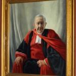 The Revd Canon John Douglas.
