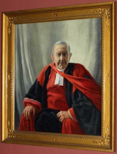 The Revd Canon John Douglas