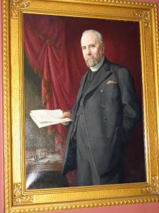 The Revd Charles Douglas