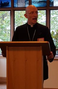 Bishop Martin Warner